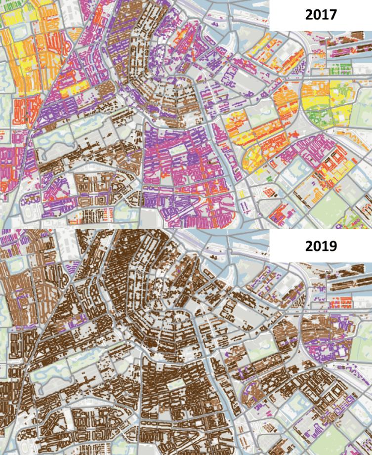 Eeuwigdurende erfpacht in Amsterdam, waar staan we in januari 2019?