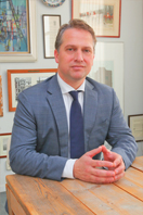 I.W.M. Boelen, secretaris